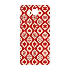 Ornate Christmas Decor Pattern Samsung Galaxy Alpha Hardshell Back Case by patternstudio
