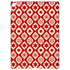 Ornate Christmas Decor Pattern Apple Ipad Pro 12 9   Hardshell Case by patternstudio