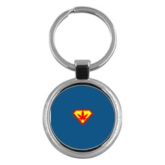 Super Dealer Key Chains (round)  by PodArtist