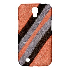 Fabric Textile Texture Surface Samsung Galaxy Mega 6 3  I9200 Hardshell Case by Celenk