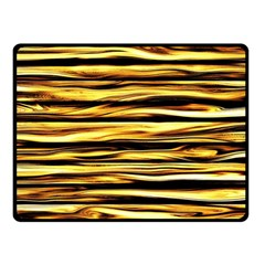 Texture Wood Wood Texture Wooden Fleece Blanket (small) by Celenk