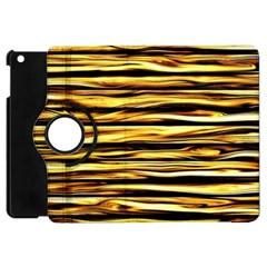 Texture Wood Wood Texture Wooden Apple Ipad Mini Flip 360 Case by Celenk