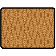Wood Background Backdrop Plank Double Sided Fleece Blanket (large)  by Celenk