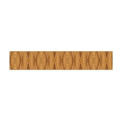 Wood Background Backdrop Plank Flano Scarf (mini) by Celenk
