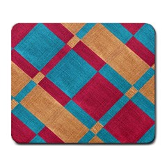 Fabric Textile Cloth Material Large Mousepads by Celenk