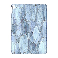 Bubbles Texture Blue Shades Apple Ipad Pro 10 5   Hardshell Case by Celenk