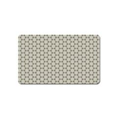 Background Website Pattern Soft Magnet (name Card) by Celenk