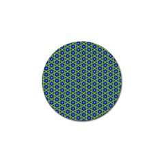 Texture Background Pattern Golf Ball Marker (10 Pack) by Celenk