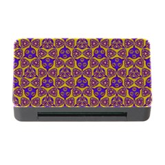 Sacred Geometry Hand Drawing 2 Memory Card Reader With Cf by Cveti