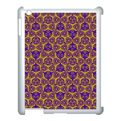 Sacred Geometry Hand Drawing 2 Apple Ipad 3/4 Case (white) by Cveti