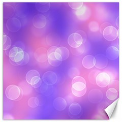 Soft Lights Bokeh 1 Canvas 16  X 16   by MoreColorsinLife
