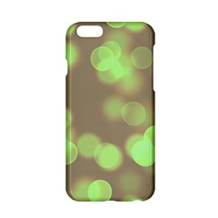Soft Lights Bokeh 4c Apple Iphone 6/6s Hardshell Case by MoreColorsinLife