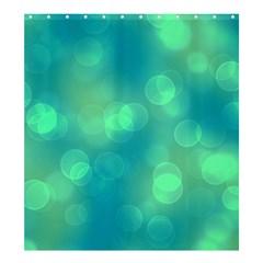 Soft Lights Bokeh 1b Shower Curtain 66  X 72  (large)  by MoreColorsinLife