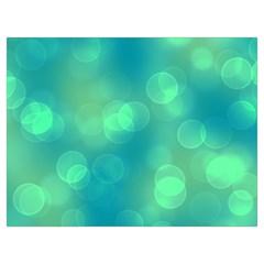 Soft Lights Bokeh 1b Canvas Cosmetic Bag (xxl)