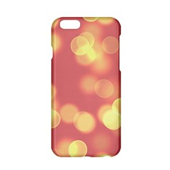 Soft Lights Bokeh 4b Apple Iphone 6/6s Hardshell Case by MoreColorsinLife