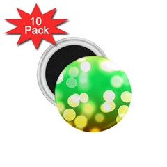 Soft Lights Bokeh 3 1.75  Magnets (10 pack)