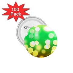Soft Lights Bokeh 3 1.75  Buttons (100 pack)