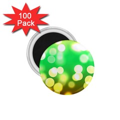 Soft Lights Bokeh 3 1.75  Magnets (100 pack)