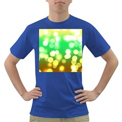 Soft Lights Bokeh 3 Dark T-Shirt