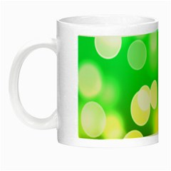Soft Lights Bokeh 3 Night Luminous Mugs