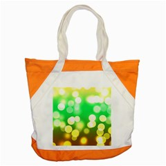 Soft Lights Bokeh 3 Accent Tote Bag