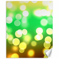 Soft Lights Bokeh 3 Canvas 16  x 20