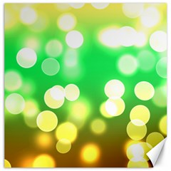 Soft Lights Bokeh 3 Canvas 20  x 20