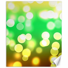 Soft Lights Bokeh 3 Canvas 20  x 24