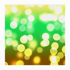 Soft Lights Bokeh 3 Medium Glasses Cloth