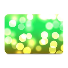 Soft Lights Bokeh 3 Plate Mats