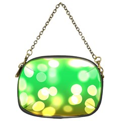Soft Lights Bokeh 3 Chain Purses (One Side)