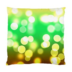 Soft Lights Bokeh 3 Standard Cushion Case (Two Sides)