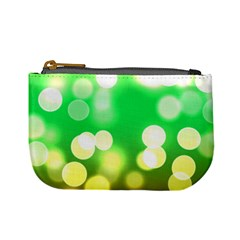 Soft Lights Bokeh 3 Mini Coin Purses