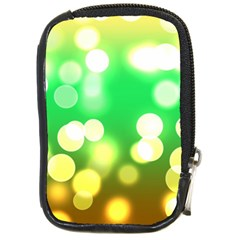 Soft Lights Bokeh 3 Compact Camera Cases