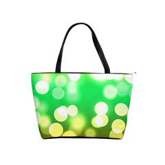 Soft Lights Bokeh 3 Shoulder Handbags