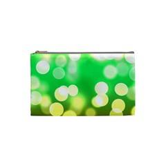 Soft Lights Bokeh 3 Cosmetic Bag (Small)