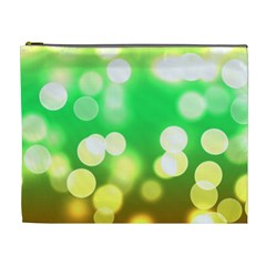 Soft Lights Bokeh 3 Cosmetic Bag (XL)