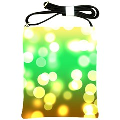 Soft Lights Bokeh 3 Shoulder Sling Bags