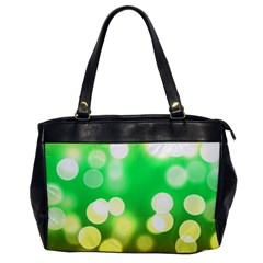 Soft Lights Bokeh 3 Office Handbags