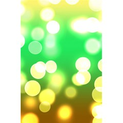 Soft Lights Bokeh 3 5.5  x 8.5  Notebooks