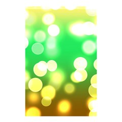 Soft Lights Bokeh 3 Shower Curtain 48  x 72  (Small)