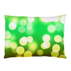 Soft Lights Bokeh 3 Pillow Case (Two Sides)