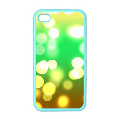 Soft Lights Bokeh 3 Apple iPhone 4 Case (Color)
