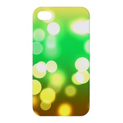 Soft Lights Bokeh 3 Apple iPhone 4/4S Hardshell Case