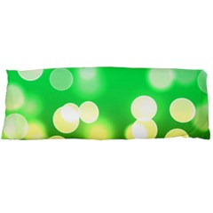Soft Lights Bokeh 3 Body Pillow Case (Dakimakura)