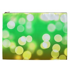 Soft Lights Bokeh 3 Cosmetic Bag (XXL)