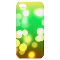 Soft Lights Bokeh 3 Apple iPhone 5 Hardshell Case