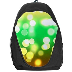 Soft Lights Bokeh 3 Backpack Bag