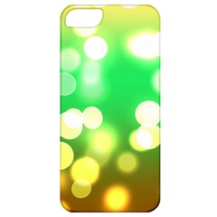 Soft Lights Bokeh 3 Apple iPhone 5 Classic Hardshell Case