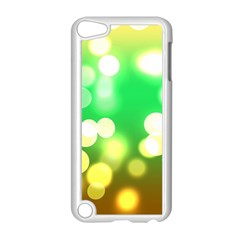 Soft Lights Bokeh 3 Apple iPod Touch 5 Case (White)